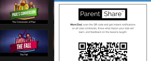 Parent Share website